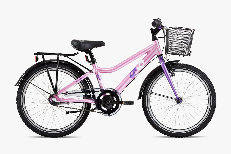 cykel 20 tum ålder